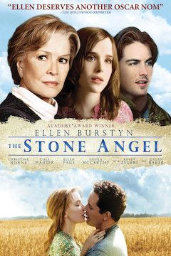 The Stone Angel movie poster.