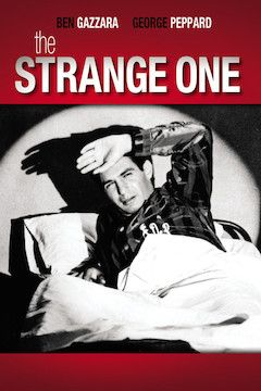 The Strange One movie poster.
