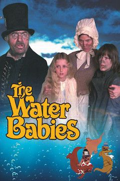 The Water Babies movie poster.