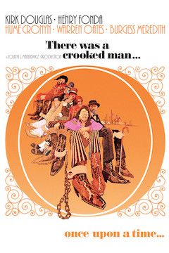 There Was a Crooked Man... movie poster.