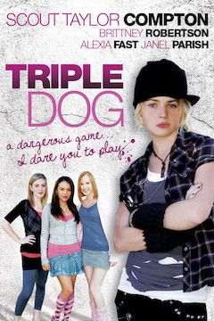 Triple Dog movie poster.