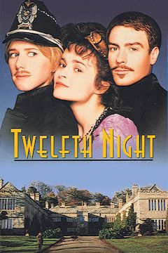 Twelfth Night movie poster.