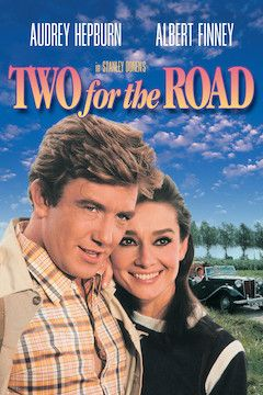 Two for the Road movie poster.