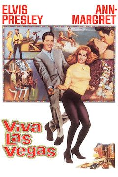 Viva Las Vegas movie poster.