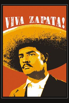 Viva Zapata movie poster.