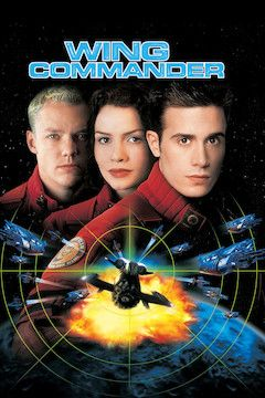 Wing Commander movie poster.