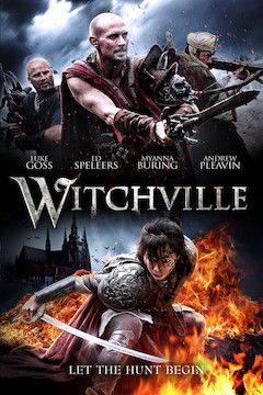 Witchville movie poster.