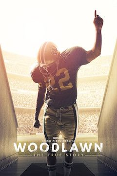 Woodlawn movie poster.