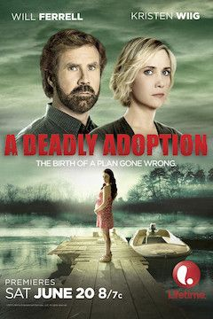 A Deadly Adoption movie poster.