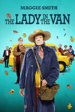 Poster for the movie The Lady in the Van