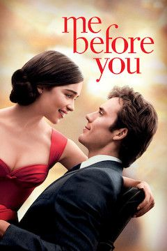Poster for the movie Me Before You