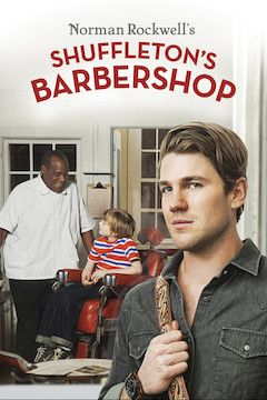 Shuffleton's Barbershop movie poster.