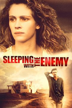 Sleeping With the Enemy movie poster.