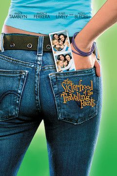 Poster for the movie The Sisterhood of the Traveling Pants