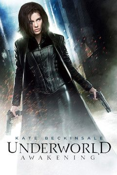 Underworld: Awakening movie poster.
