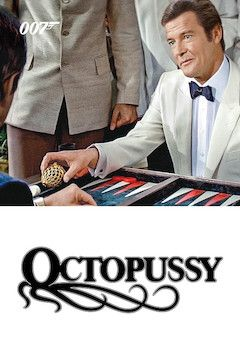 Poster for the movie Octopussy