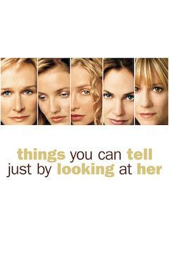 Poster for the movie Things You Can Tell Just by Looking at Her