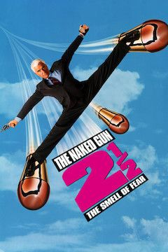 The Naked Gun 2 1/2: The Smell of Fear movie poster.