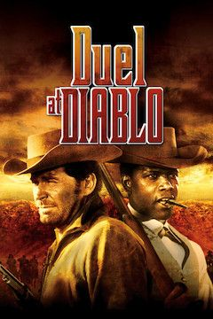 Poster for the movie Duel at Diablo