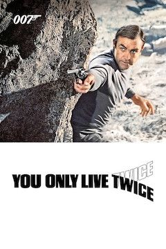 You Only Live Twice movie poster.