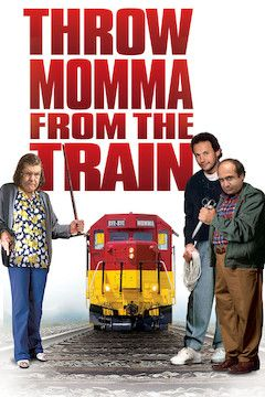 Poster for the movie Throw Momma From the Train