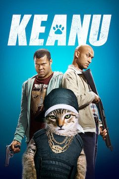 Keanu movie poster.
