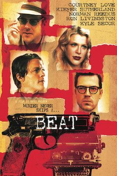 Beat movie poster.