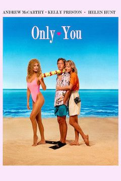 Only You movie poster.