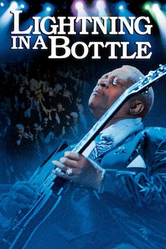Poster for the movie Lightning in a Bottle