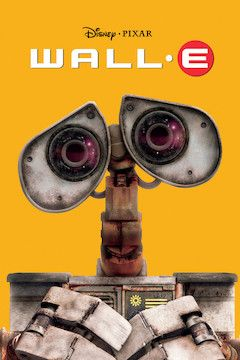 WALL-E movie poster.