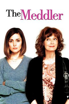 The Meddler movie poster.