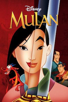 Mulan movie poster.