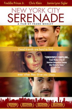 New York City Serenade movie poster.