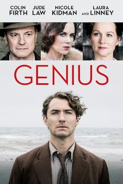 Poster for the movie Genius