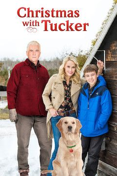 Christmas With Tucker movie poster.