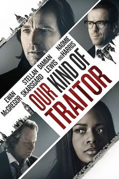 Our Kind of Traitor movie poster.
