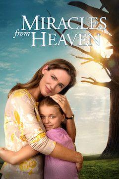 Poster for the movie Miracles From Heaven