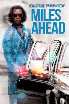 Miles Ahead movie poster.