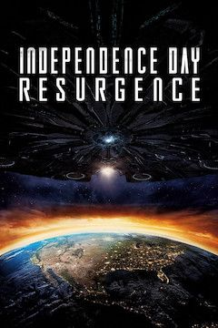 Independence Day: Resurgence movie poster.