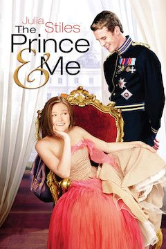 Poster for the movie The Prince and Me