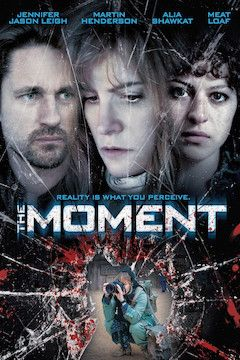 The Moment movie poster.