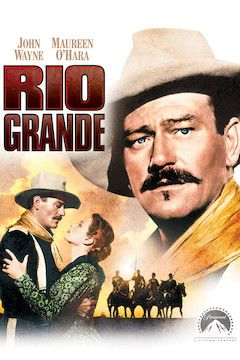 Rio Grande movie poster.