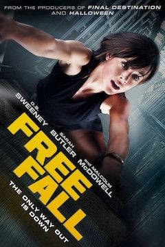 Poster for the movie Free Fall