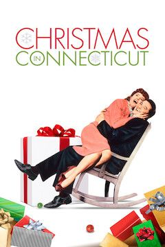 Christmas in Connecticut movie poster.