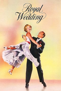 Poster for the movie Royal Wedding