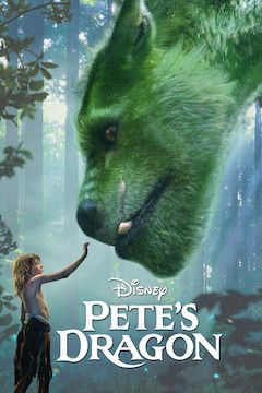 Poster for the movie Pete's Dragon