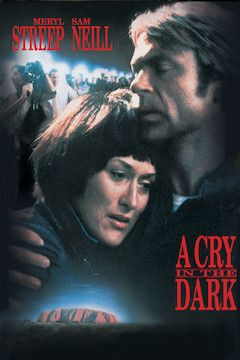 A Cry in the Dark movie poster.