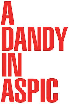 A Dandy in Aspic movie poster.