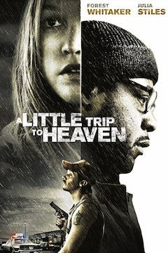 A Little Trip to Heaven movie poster.
