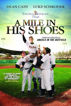 A Mile in His Shoes movie poster.